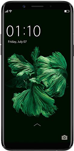 Oppo F5 (Black, Full Screen Display, 6 GB RAM)