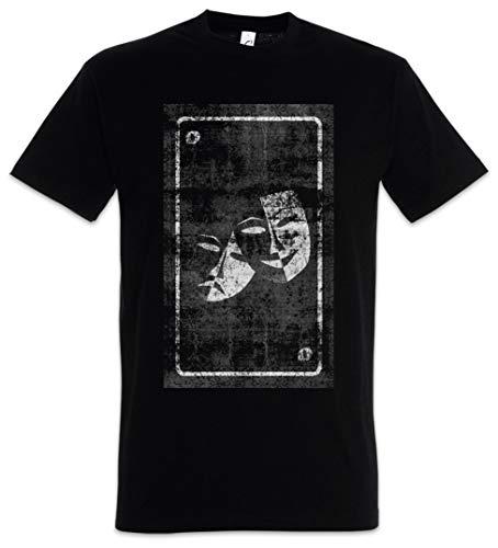 Urban Backwoods Tarot The Joker Camiseta...