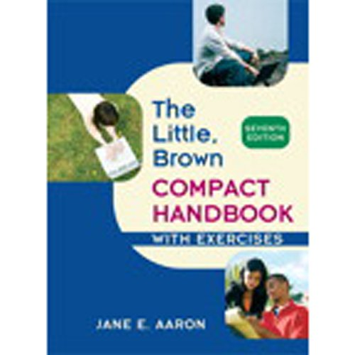 VangoNotes for The Little, Brown Compact Handbook with Exercises, 7/e audiobook cover art