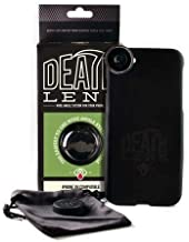 Death Lens iPhone XR Plus Wide Angle Lens kit – 180 Degree, No Vignette, Crystal Clear Picture Every Time, HD Picture