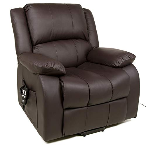 Truffle Leather MaxiComfort Oasis