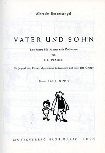 VATER + SOHN - Arreglos para juventud – Piano [Notas/Partitura] Compositor: Rosenstengel Albrecht