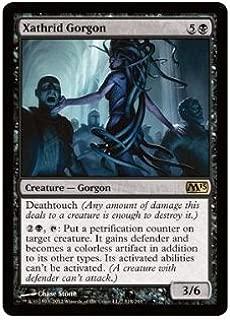 Magic: the Gathering - Xathrid Gorgon (118) - Magic 2013
