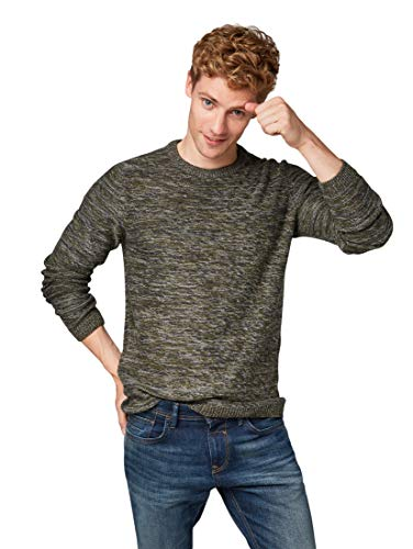 TOM TAILOR denim trui & gebreide jassen meerkleurige trui