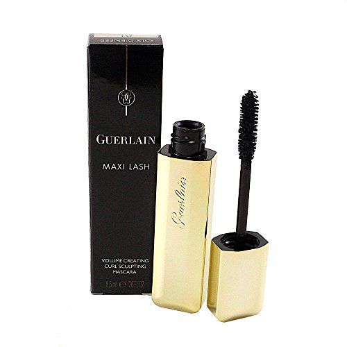 Guerlain Maxi Lash Mascara for Women, # 01 Noir, 0.28 Ounce
