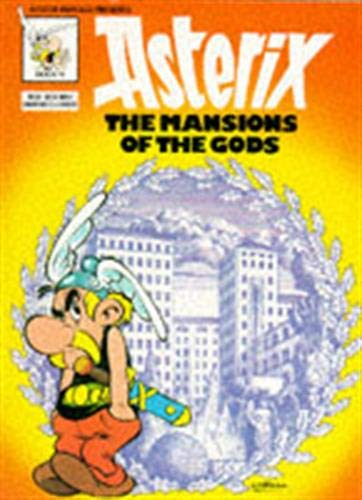 Astérix the Mansions of the Gods (version anglaise)