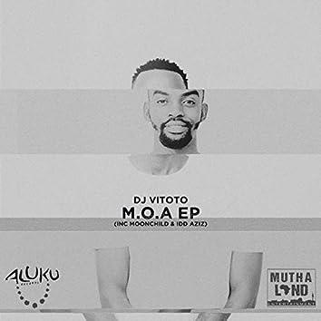 M.O.A EP