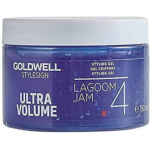 Goldwell Stylesign Ultra Volume Lagoom Jam Styling Gel, 5.1 Oz