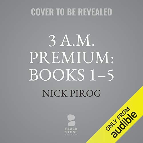 3 a.m.: Premium audiobook cover art
