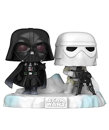 Popsplanet Funko Pop! Star Wars – Battle At Echo Base : Darth Vader & Snowtrooper Exclusive to Special Edition #377