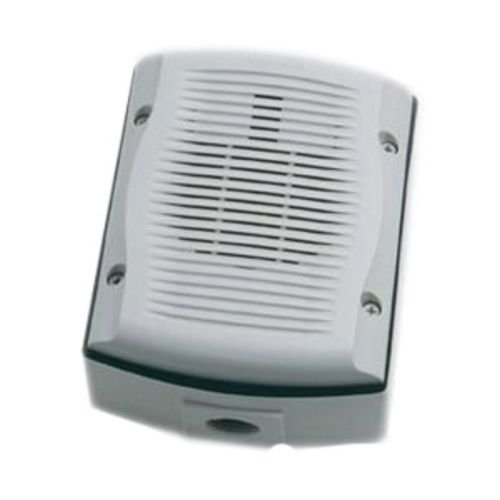 Learn More About System Sensor SPWK White Wall-Mount Outdoor Speaker