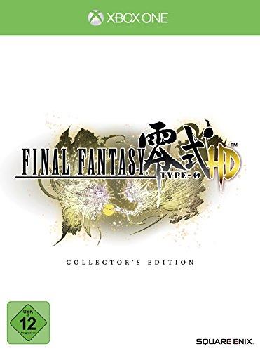 Final Fantasy Type-0 HD - Collectors Edition (exkl. bei Amazon.de) - [Xbox One]