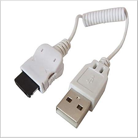 ガラケー FOMA/SoftBank-3G用 USB充電ケーブル ミニバンジー AD-2586