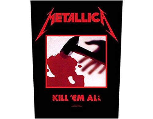 Metallica - Kill 'em All - Back Patch