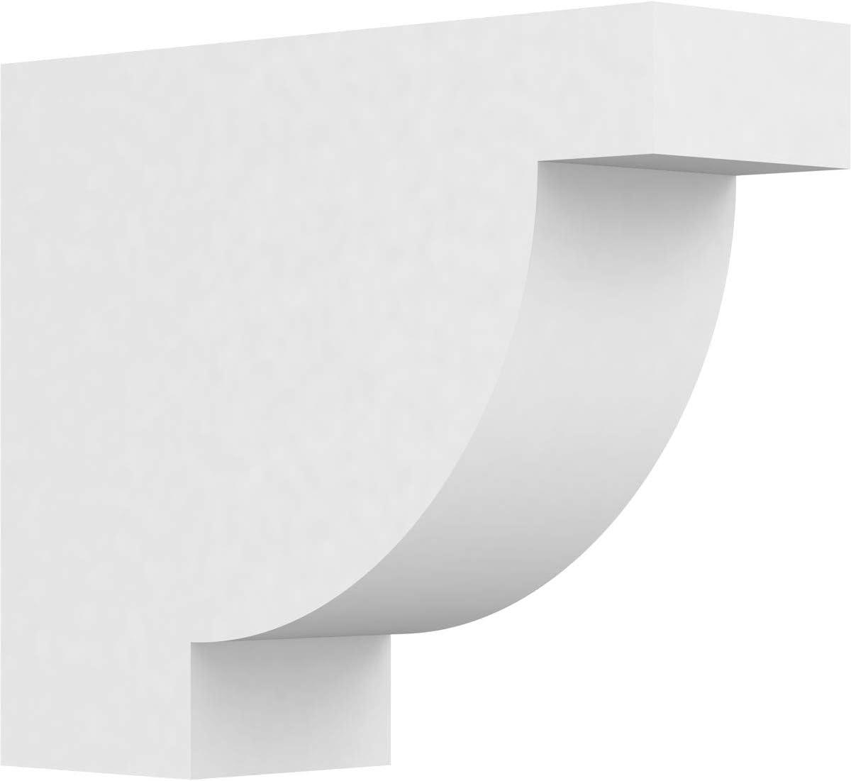 Ekena Millwork RFTP04X10X12ALP Alpine Ra Grade PVC Challenge the lowest price of Japan Fort Worth Mall Architectural
