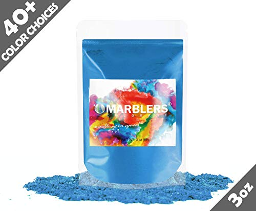 Marblers Powder Colorant 3oz (85g) 40 different colors available