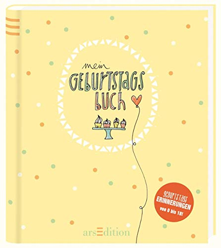 Mein Geburtstagsbuch