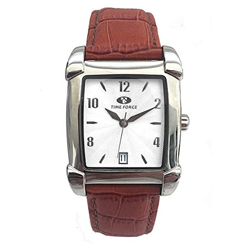 Time Force Reloj Analog-Digital para Womens de Automatic con Correa en Cloth S0324683