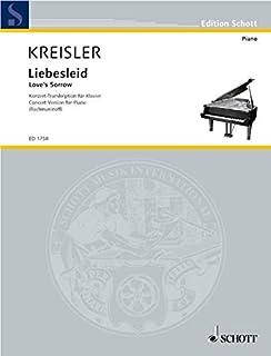 LIEBESLEID ( RACHMANINOFF ) PIANO
