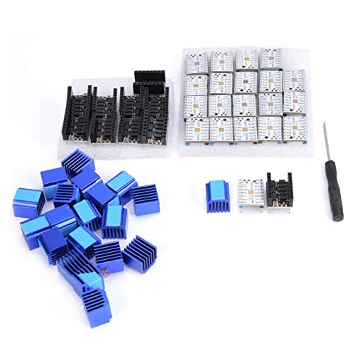 Low Heat Drive Module 1.4A Kompatibel, leise, stabil, präzise für kleine Geräte für 3D-Drucker