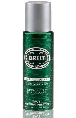 Brut Original Deodrant Efficacite Longue Duree, 200 ml