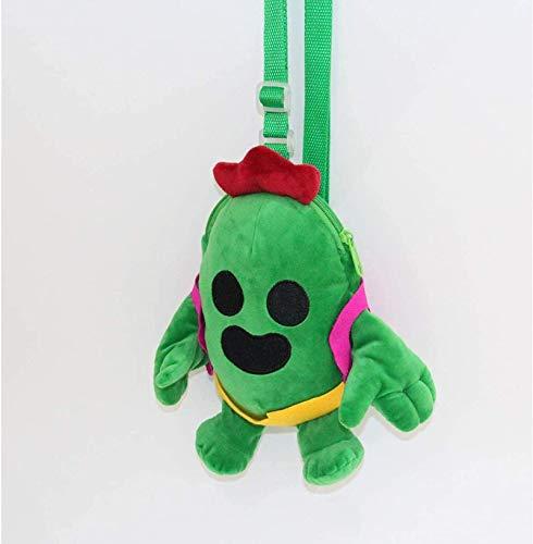 siyat Kaktus Plüsch Spielzeug Tasche Spielzeug Tasche Kleine Stelze Bag Plüsch Puppe 23 cm Jikasifa