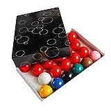 TX GIRL 3 Unids/Lote 5.25cm Bolas Blancas Bolas De Billar Resina Billar Accesorios De Snooker 2 1/16 Pulgadas Pelota Individual (Color : White Ball)