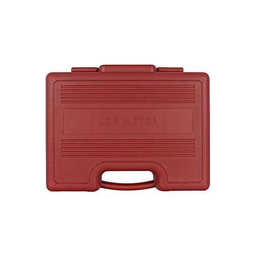Hard Case for DE-5000 Handheld LCR Meter with LCD Protection