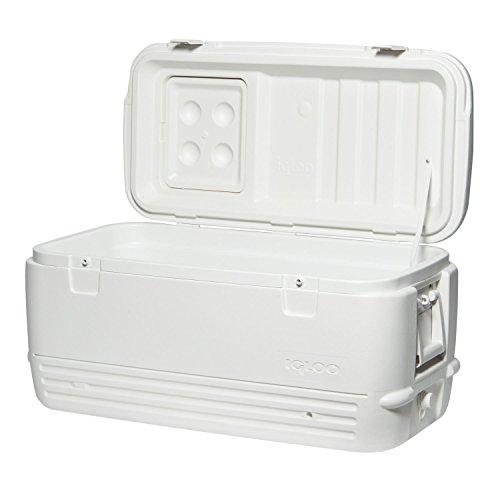 Igloo Quick Cool 100 Kühlbox 5 Tage Eisspeicherung Kühlbox für 145 Dosen