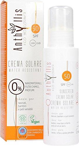 Anthyllis - Filtro solar corporal SPF50, 100 ml