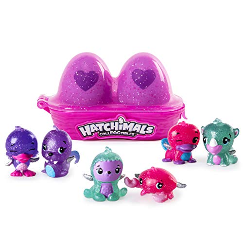 Hatchimals – CollEGGtibles Glittering Garden 2-Pack Egg Carton