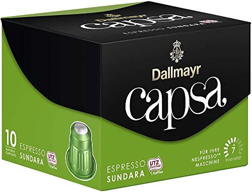 Dallmayr Capsa Espresso Sundara, 56 g