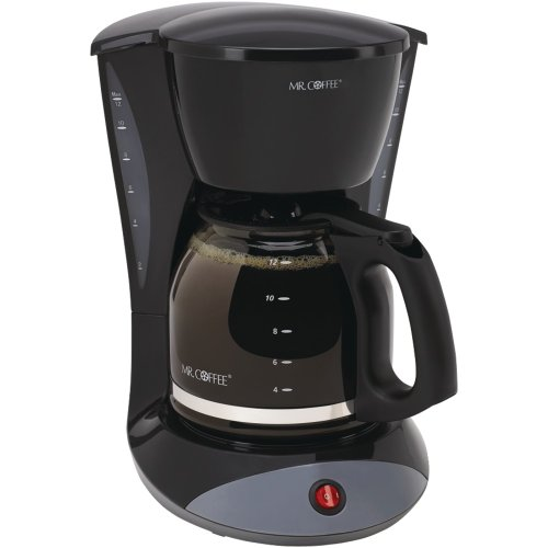 Mr. Coffee DW13 12-Cup Switch Coffeemaker