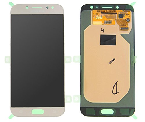 Original Samsung Galaxy J7 (2017) J730F LCD Display Bildschirm Digitizer Touchscreen Gold GH97-20801C