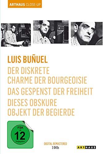 Luis Buñuel - Arthaus Close-Up [3 DVDs]