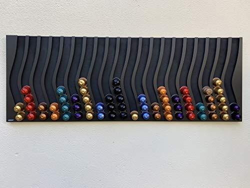Portacapsule Nespresso, dispenser gigante capacità 200 capsule BK