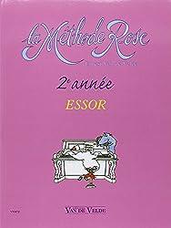 Méthode Rose 2ème année : l\'Essor