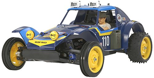 Tamiya 319335576 - Zubehör: Holiday Buggy Karosserie 58470, blau
