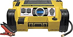top 10 the stanley portable STANLEY FATMAX PPRH7DS Professional Starter for Power Plants: 1400 Peak / 700 Instantaneous Current, 500W…