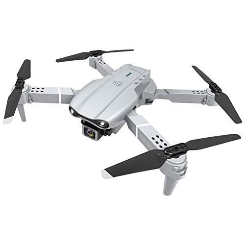 Bluecoolly Drone, 2021 Nuevo HJ97 Mini Drone 4K Cámara Profesional HD WiFi Drone FPV Quadcopter RC, Retorno automático a casa, Modo sin Cabeza