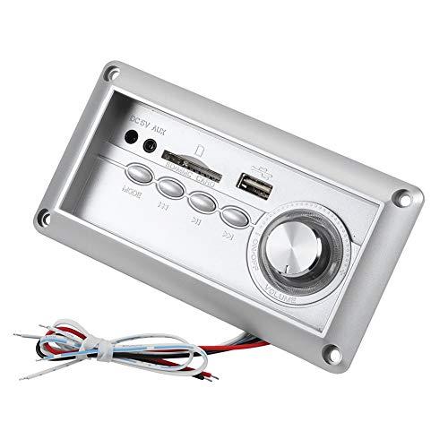 Placa de decodificación Multifuncional sin pérdidas MP3 Bluetooth Placa de decodificación de Altavoz Compatible con MP3 WMA WAV FLAC