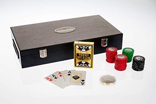Fichas Poker Profesional Marca Copag