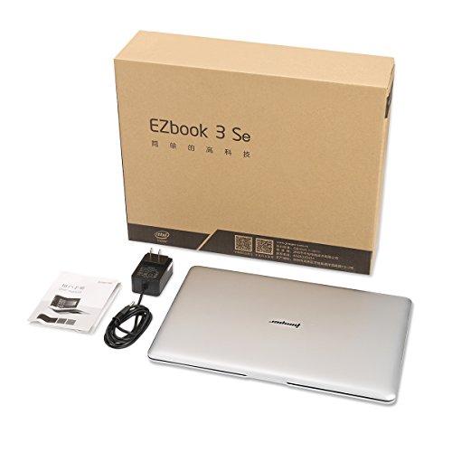 jumper EZBOOK 3SE – 13.3 Zoll Windows 10 Notebook Intel Celeron Bild 6*