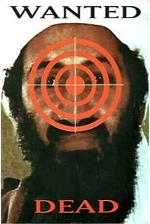 Buyartforless Wanted Dead, Osama Bin Laden 24x36 Art Print Poster Bulls Eye Target Wanted Poster September 11th