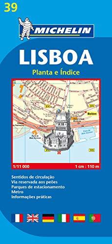 Stadtplan Lissabon