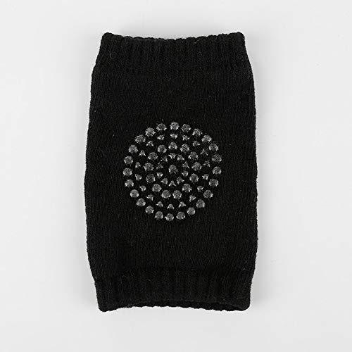 JKCKHA Calentadores de la pierna de los niños suave antideslizante del codo del amortiguador de la rodilla que se arrastra del cojín del niño del bebé que juega cojín de la rodilla del bebé infantil d