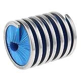 Duradero Cuerda de Escalada Cepillo de Limpieza Cuerda de Escalada Cepillo Limpiador de Herramientas Mantenimiento de Herramientas, Escalada Alpinismo Espeleología Descenso Deportes (Color : Blue)