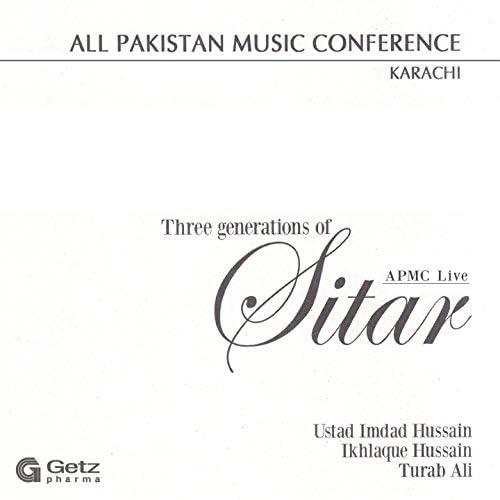 Ustad Imdad Hussain, Ikhlaque Hussain, Turab Ali Hashmi