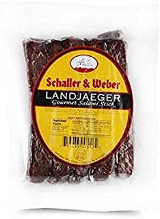 Schaller & Weber Landjager 10 Oz 2 Count (Pack of 5)
