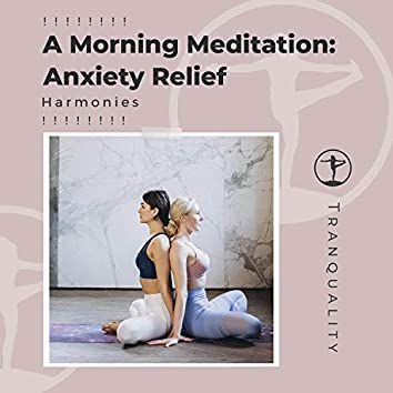 ! ! ! ! ! ! ! ! A Morning Meditation: Anxiety Relief Harmonies ! ! ! ! ! ! ! !